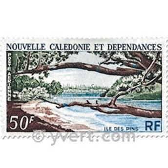 n° 75 -  Timbre Nelle-Calédonie Poste aérienne