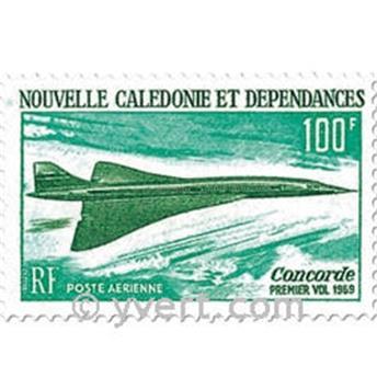 n° 103 -  Timbre Nelle-Calédonie Poste aérienne