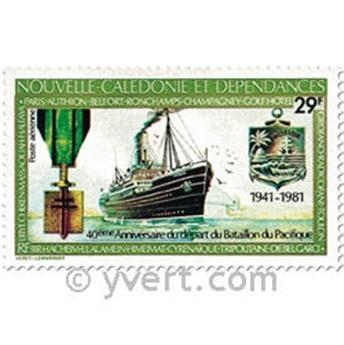 nr. 214 -  Stamp New Caledonia Air Mail