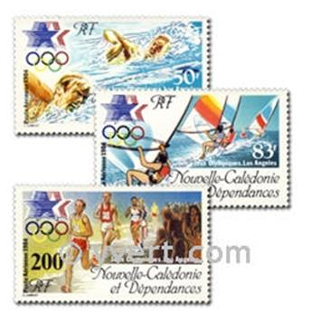 nr. 240/242 -  Stamp New Caledonia Air Mail