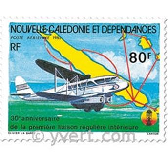 nr. 247 -  Stamp New Caledonia Air Mail