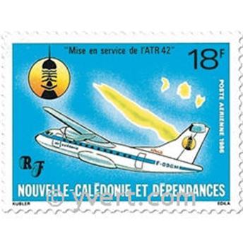 nr. 252 -  Stamp New Caledonia Air Mail