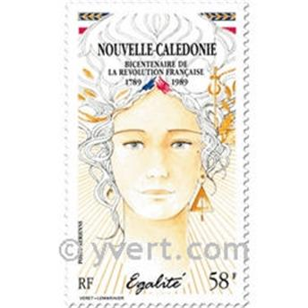 nr. 261/262 -  Stamp New Caledonia Air Mail