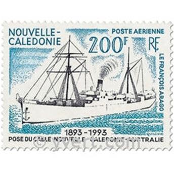 n.o 306 -  Sello Nueva Caledonia Correo aéreo