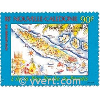 nr. 327 -  Stamp New Caledonia Air Mail