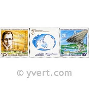 nr. 333A -  Stamp New Caledonia Air Mail
