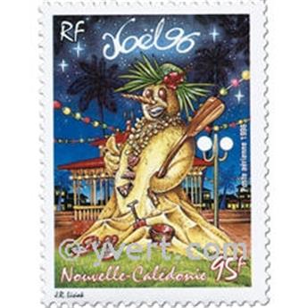 n° 337 -  Timbre Nelle-Calédonie Poste aérienne