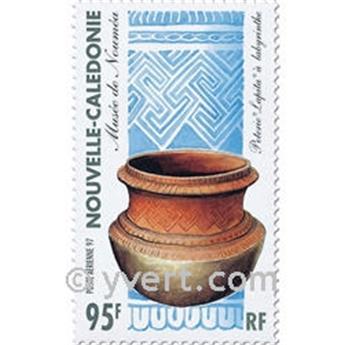 nr. 343/344 -  Stamp New Caledonia Air Mail