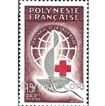 nr. 24 -  Stamp Polynesia Mail