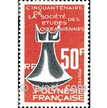 n° 46 -  Timbre Polynésie Poste