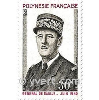 n° 89/90 -  Timbre Polynésie Poste