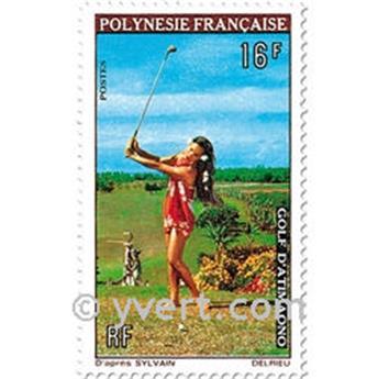 n° 94/95 -  Timbre Polynésie Poste