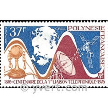 n° 110 -  Timbre Polynésie Poste