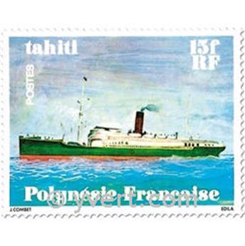 n.o 124 / 127 -  Sello Polinesia Correos