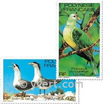 n° 168/170 -  Timbre Polynésie Poste