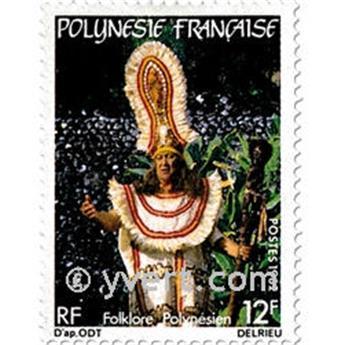 n.o 181/183 -  Sello Polinesia Correos