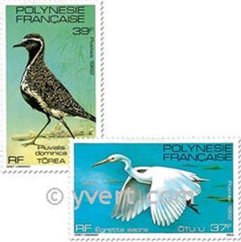 n° 189/191 -  Timbre Polynésie Poste
