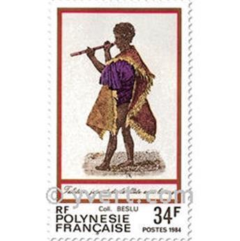 n° 216/218 -  Timbre Polynésie Poste