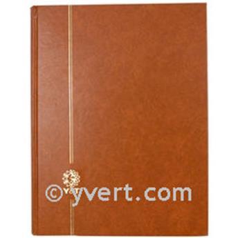 PERFECTA: Luxe cuero-Páginas negras-60 págs.