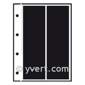 Inserts INITIA: 2 vertical strips