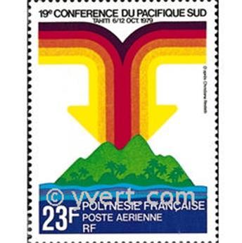 n° 147 -  Timbre Polynésie Poste aérienne