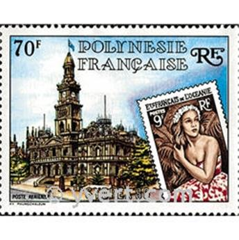 nr. 155 -  Stamp Polynesia Air Mail