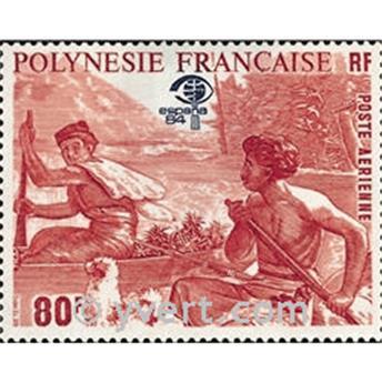 n° 182 -  Timbre Polynésie Poste aérienne