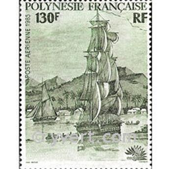 n° 189 -  Timbre Polynésie Poste aérienne