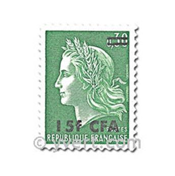 n° 384/385 -  Timbre Réunion Poste