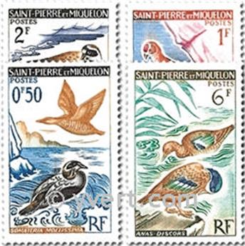 nr. 364/367 -  Stamp Saint-Pierre et Miquelon Mail