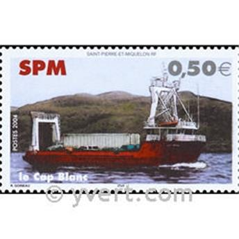nr. 10 -  Stamp Saint-Pierre et Miquelon Souvenir sheets