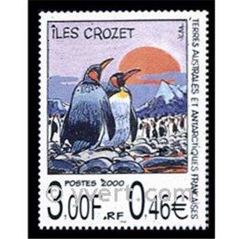 n.o 4 -  Sello Tierras Australes y Antárticas Francesas Bloque y hojitas