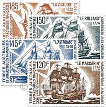 n.o 30 / 33 -  Sello Tierras Australes y Antárticas Francesas Correo aéreo