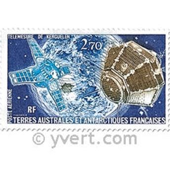 n.o 49 / 50 -  Sello Tierras Australes y Antárticas Francesas Correo aéreo