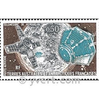n.o 56 -  Sello Tierras Australes y Antárticas Francesas Correo aéreo