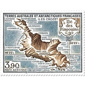 nr. 100/101 -  Stamp French Southern Territories Air Mail