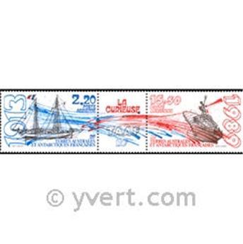 n° 106A -  Timbre TAAF Poste aérienne