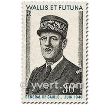 n° 180/181  -  Selo Wallis e Futuna Correios