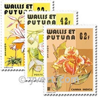 nr. 238/240 -  Stamp Wallis et Futuna Mail