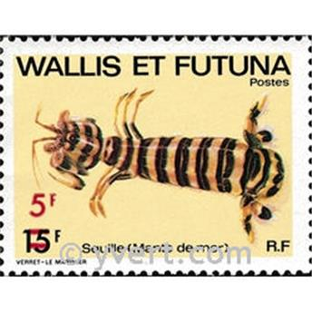 n.o 276 -  Sello Wallis y Futuna Correos