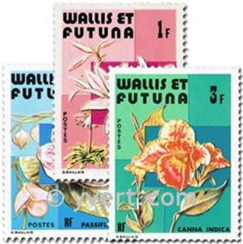 nr. 282/284 -  Stamp Wallis et Futuna Mail