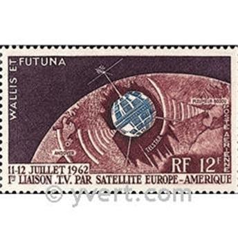 n° 20 -  Timbre Wallis et Futuna Poste aérienne