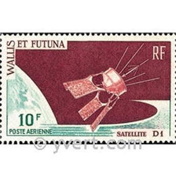 n.o 26 -  Sello Wallis y Futuna Correo aéreo