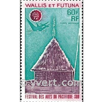 n.o 42 -  Sello Wallis y Futuna Correo aéreo