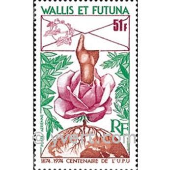 n.o 56 -  Sello Wallis y Futuna Correo aéreo