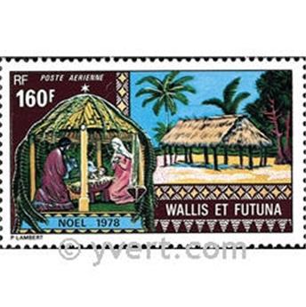 n° 85 -  Timbre Wallis et Futuna Poste aérienne
