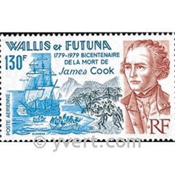 n° 97 -  Timbre Wallis et Futuna Poste aérienne