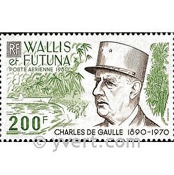 n° 106 -  Timbre Wallis et Futuna Poste aérienne