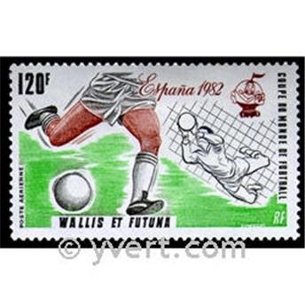 n° 112 -  Timbre Wallis et Futuna Poste aérienne