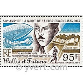 n° 117 -  Timbre Wallis et Futuna Poste aérienne